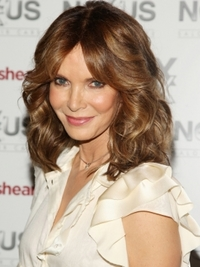 Jaclyn Smith Medium Hairstyle