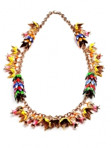 Jen Kao Colorful Necklace