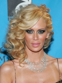 Jenna Jameson's Curly Hairstyle