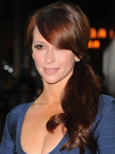 Jennifer Love Hewitt Low Side Pony
