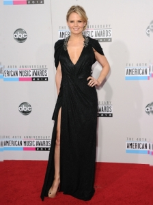 Jennifer Morrison in Abed Mahfouz at the 2012 AMAs