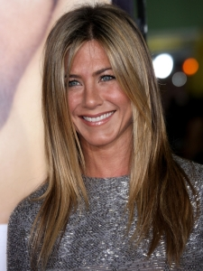 Jennifer Aniston Sedu Straight Hairstyle