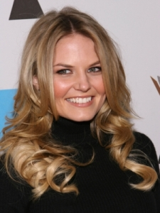 Jennifer Morrison Loose Curls Hairstyle