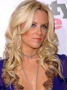Jenny McCarthy with Long Curls