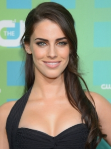 Jessica Lowndes Half Up Hairstyle