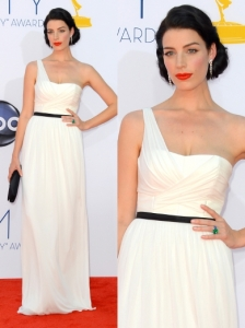 Jessica Pare in Jason Wu Dress