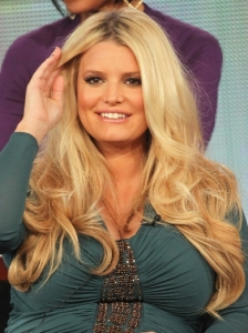 Jessica Simpson Long Loose Curls