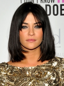Jessica Szohr's New Bob Haircut