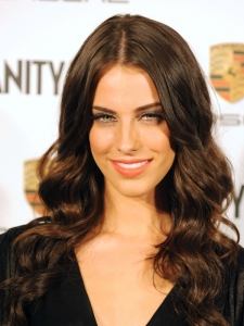 Jessica Lowndes Wavy Hairstyle