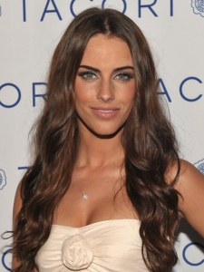 Jessica Lowndes Loose Curly Hairstyle