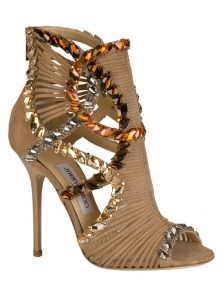 Jimmy Choo Elba Sandal Booties