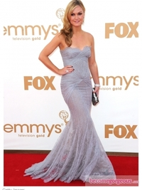 2011 Emmy Awards Dresses