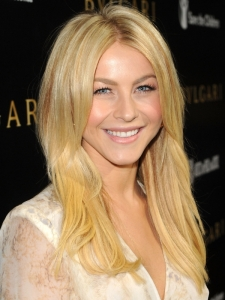 Julianne Hough Back to Blonde