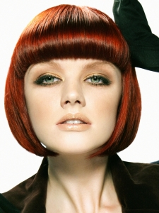 Medium Blunt Bob Haircut