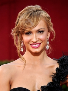 Karina Smirnoff Hairstyle at the 2009 Emmy Awards