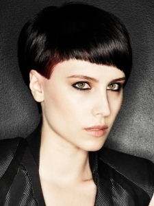 Chic Short Layered Haircut