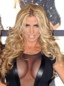 Katie Price Hairstyles
