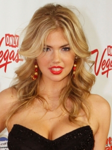 Kate Upton Loose Wavy Hairstyle