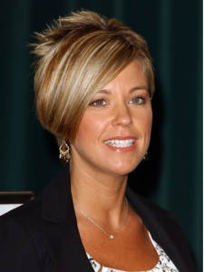 Kate Gosselin's Blonde Hair Highlights