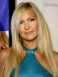 Kate Hudson with Long Straight Hairstyle
