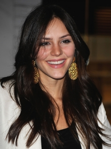 Katharine McPhee Long Layered Hairstyle
