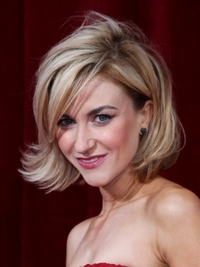 Katherine Kelly Swingy Bob Hairstyle