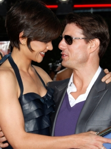 Tom Cruise and Katie Holmes: Suri