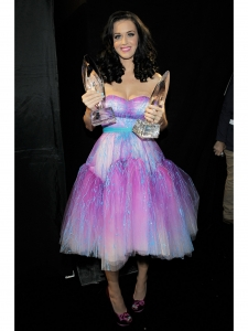 Katy Perry in Betsey Johnson