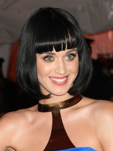 Katy Perry's Blunt Bob Haircut