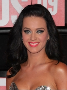Katy Perry Hairstyle at the 2009 MTV VMAs