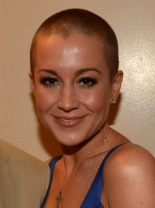 Kellie Pickler's Buzz Cut