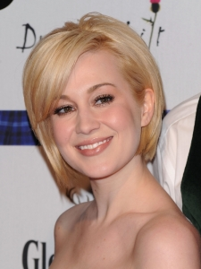 Kellie Pickler Graduated Bob Hairstyle