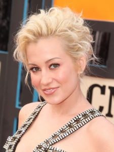 Kellie Pickler's Textured Updo Hairstyle