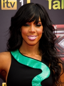 Kelly Rowland Long Loose Curls