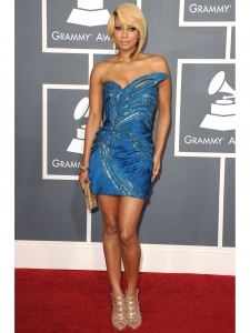 Keri Hilson in Basil Soda