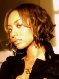 Keri Hilson Slice Cut Hairstyle