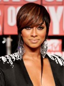 Keri Hilson's Hairstyle at the 2009 MTV VMAs
