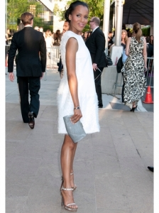Kerry Washington in Francisco Costa