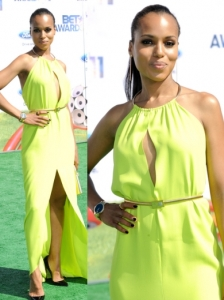 Kerry Washington in Michael Kors Gown