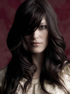 Fab Long Loose Curls Hairstyle