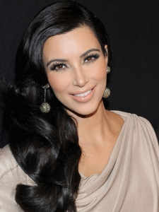 Kim Kardashian Natural Looking Makeup