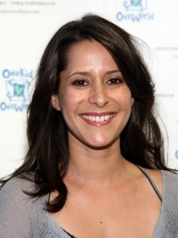 Kimberly McCullough Layered Hairstyle