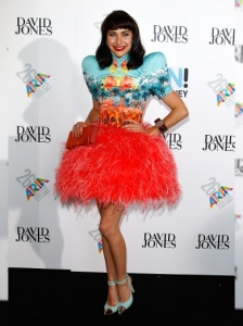 Kimbra at the 2012 ARIA Awards