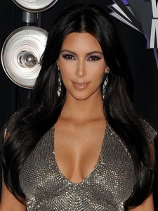 Kim Kardashian's Hairstyle at the 2011 MTV VMAs