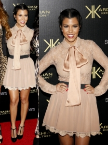 Kourtney Kardashian in Kardashian Collection