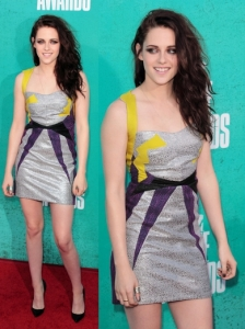 Kristen Stewart in Guishem Dress