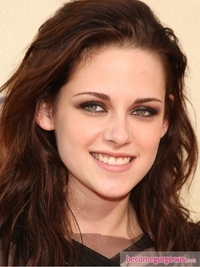 Kristen Stewart Smokey Eye Makeup