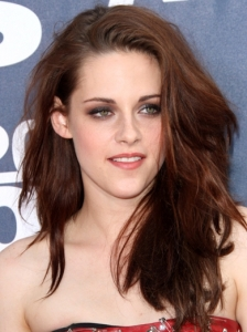 Kristen Stewart Hairstyle at the 2011MTV Movie Awards