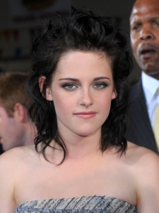 Kristen Stewart Hairstyle at the New Moon Premiere
