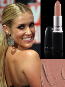 MAC Myth Lipstick on Kristin Cavallari